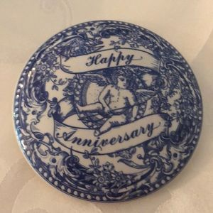 Spode Accents - Spode trinket box